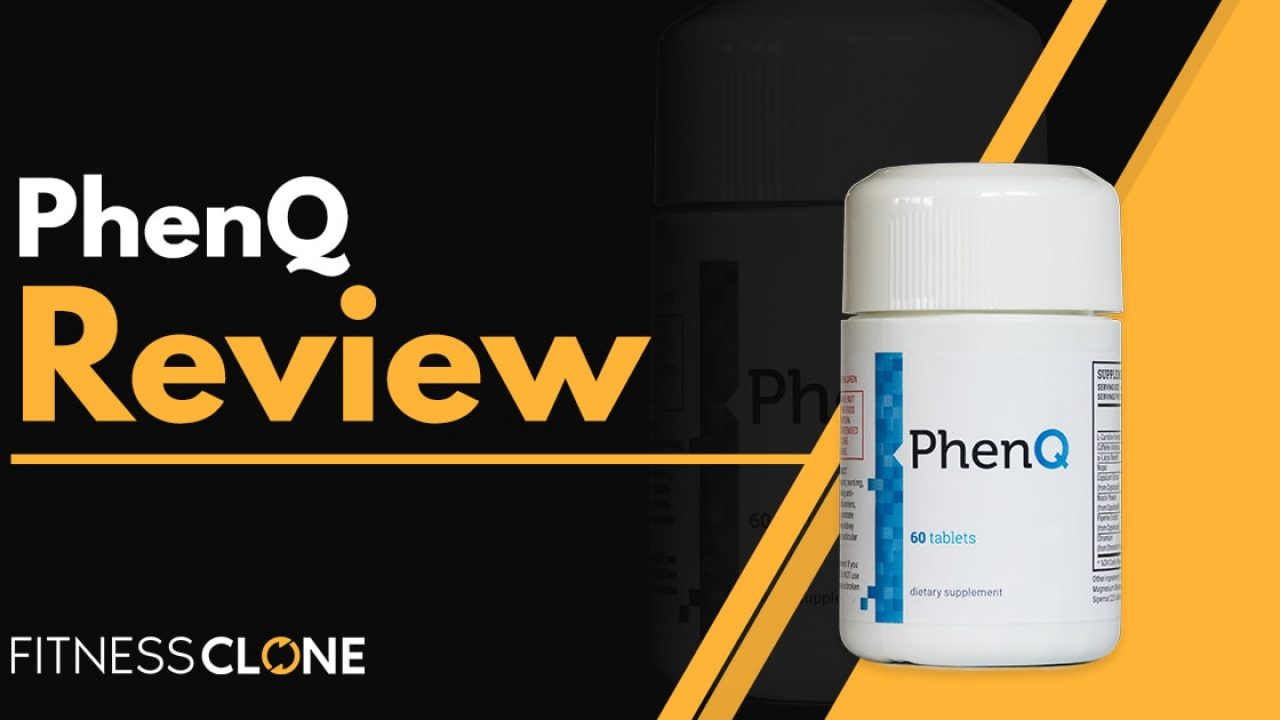 PhenQ - How Does It Work?