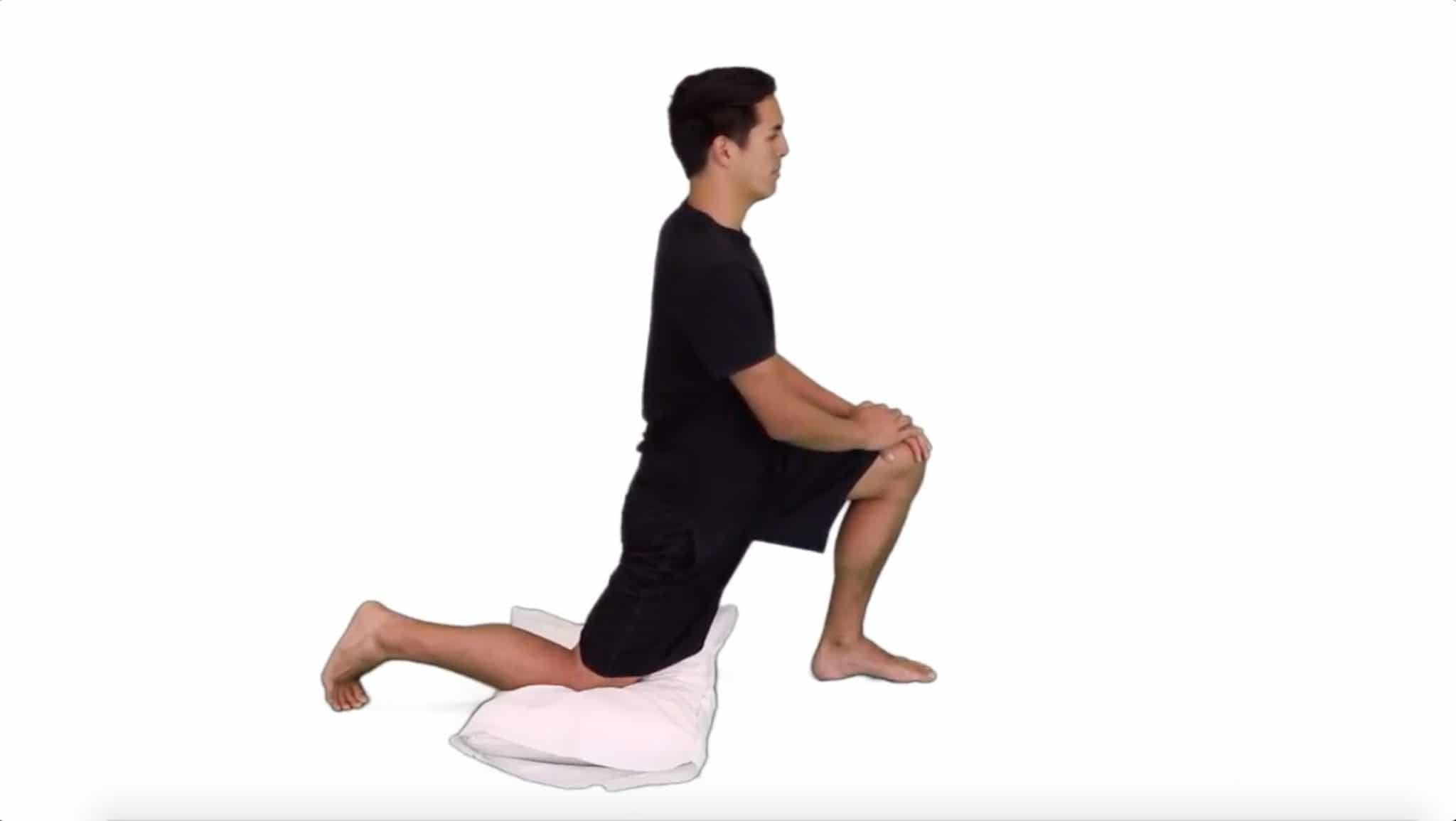 Hip Flexor Stretches For Seniors - Great Exercises For Hip Pain In Elderly