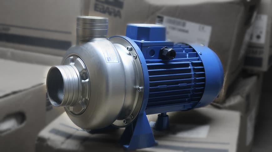 Centrifugal Blower For Industrial Application