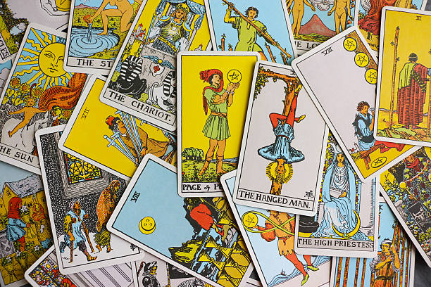 The Hidden Enigma Behind Tarot Card Card Analysis
